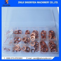 High Quality Gasket Parts Copper Washer