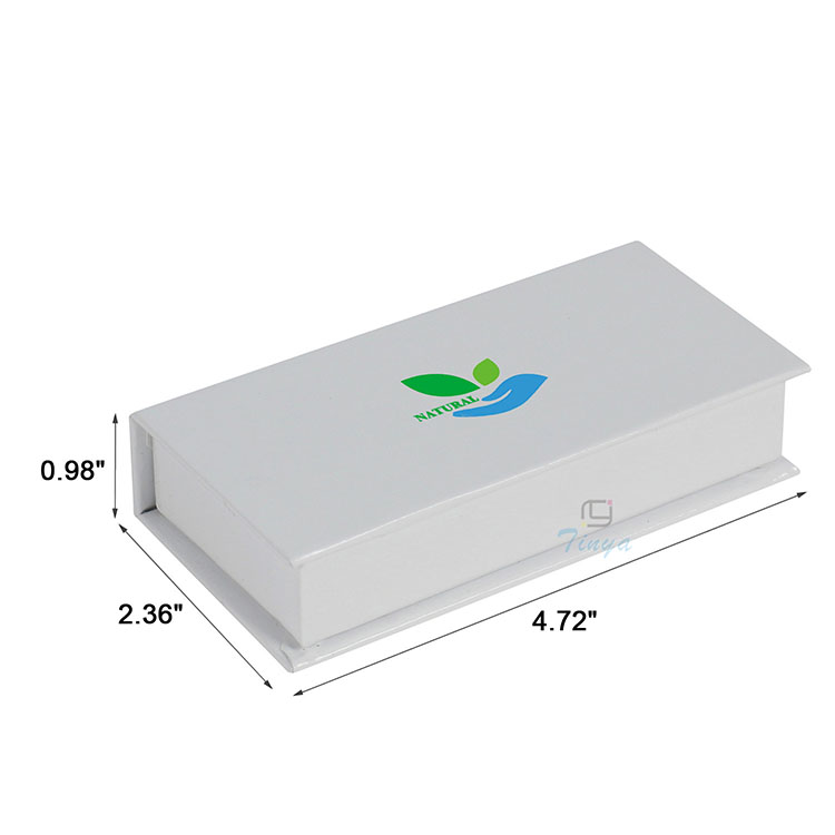 magnet packaging eyelash box private label