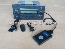 Mp3 Converter For Car CD Player(Support Bluetooth+USB+SD+AXU In)