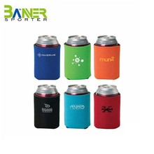 Neoprene beer can holder/outdoor beer neoprene can cooler