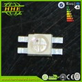 chinese website High Lumens 6028 smd led datasheets RGB smd led specifications