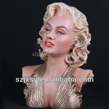 Custom Bust Sculpture Idol Super Hero Bust