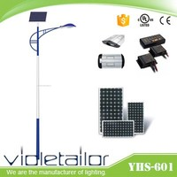 Best Sale Factory direct 5 years warranty street light lighting solar energy top well