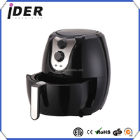 New hot products oliless home air fryer oil free cooking appliance