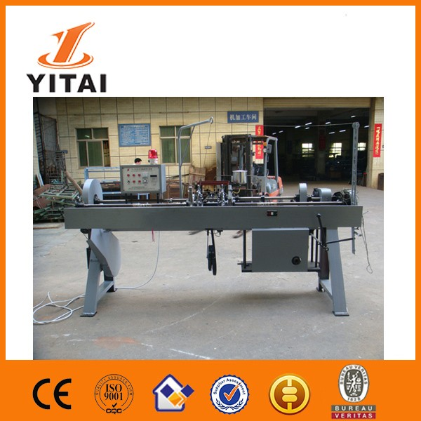 Automatic plastic shoelace tipping machine