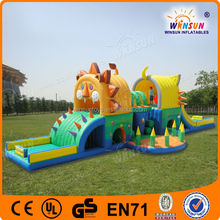 Gaint Inflatable Bounce House High Quality Jumping Playground