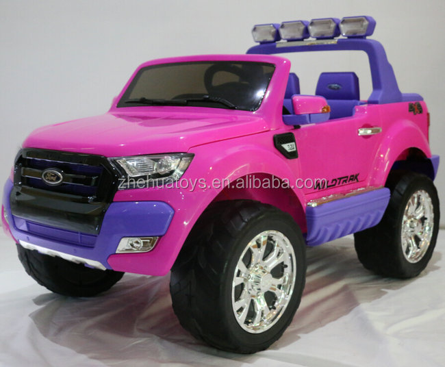 2017 Ford Ranger Licensed Ride On Car Toy 24 Volt Kids Electric Toys Car