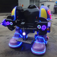 newest shopping mall rides kids ride on electric robot for sale