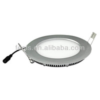 SMD ceiling floor round light led panel