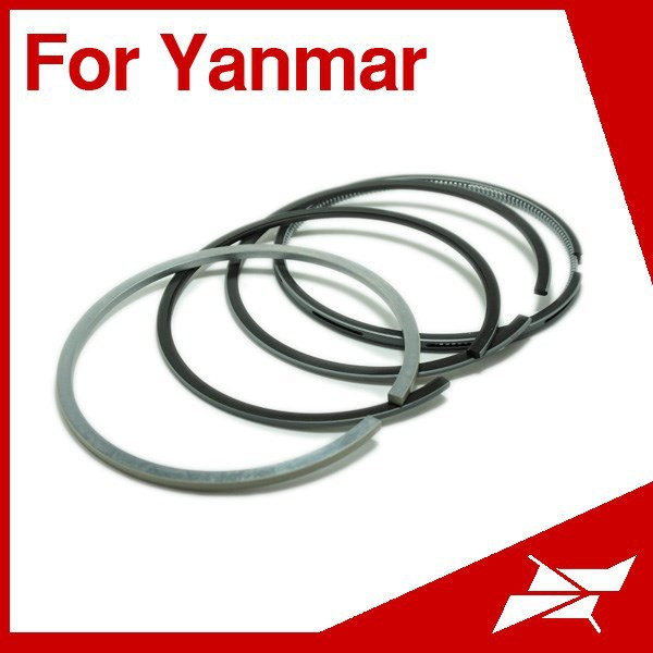 Taiwan RIKEN piston ring for Yanmar 4CH 6CH marine diesel engine use