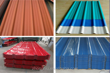 Manufacturer China Corrugated Color Coated G550 Roof Tile/Roof Panel