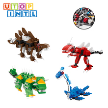 new arrivals kids construction bricks mini dinosaur toy with special design