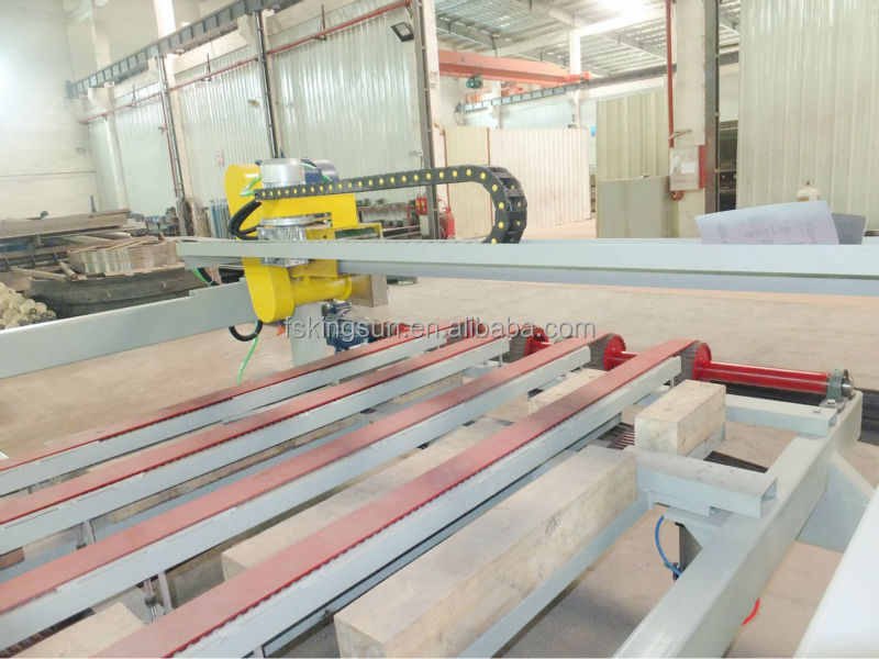 Operated tile saws for cutting stone slab/Auto Lengthways and Crosswise Cutting Device