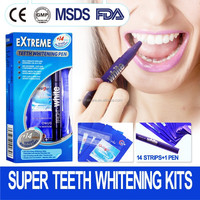 Health care product teeth whitening kits for home use