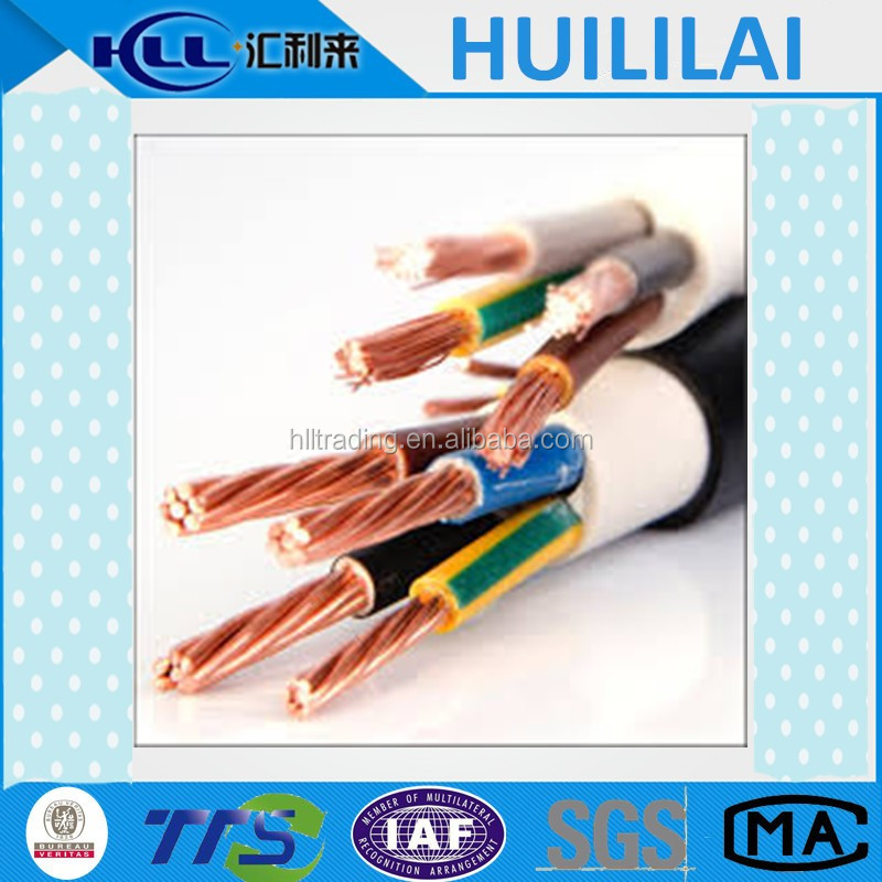 China copper stranded electrical wire manufacturers