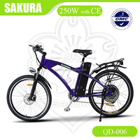 latest model 36v 250w best mountain electric bike