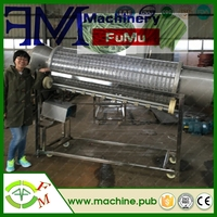 haricot Bean Head And Root Cutting Machine
