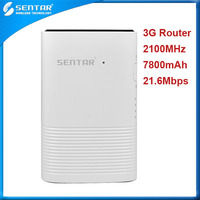Portable 3g wifi router unlocked 3g/4g multimode wireless router support UMTS EDGE GPRS GSM