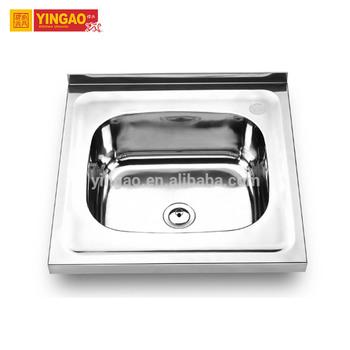 Professional design american standard kitchen sink, best kitchen sink material