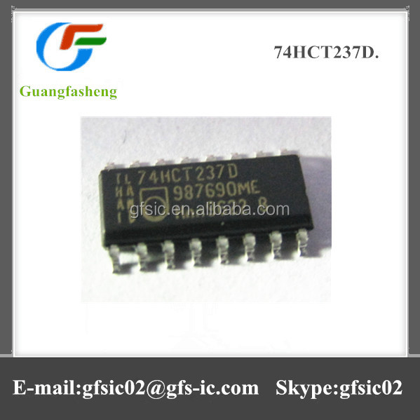 Hot sale programmable integrated circuit 74HCT4538D