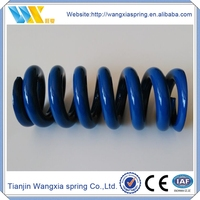 Mechanical and electronic industry widely used compression spring
