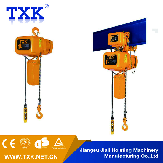 1ton 2ton 3 ton 5 ton chain block and tackle,chain hoist manufacturer