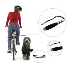 2015 Newest Walky Dog Plus Hands Free Dog Bicycle Exerciser Leash with pull strength Bungee Leash