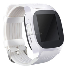 Low-cost GSM 2G 4 bands 1.54 inch BT 4.0 FM 300mHA battery best smart watch mobile phone for kids