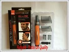 Men Hair Trimmer Nose Ear Trimmer All In One Groomer