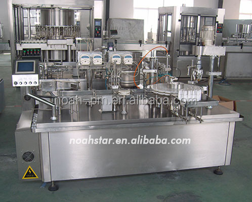 FCM 4/1 Automatic Filling Machines for Perfume