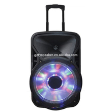 Professional changeable woofer light temeisheng feiyang disco speaker best quality