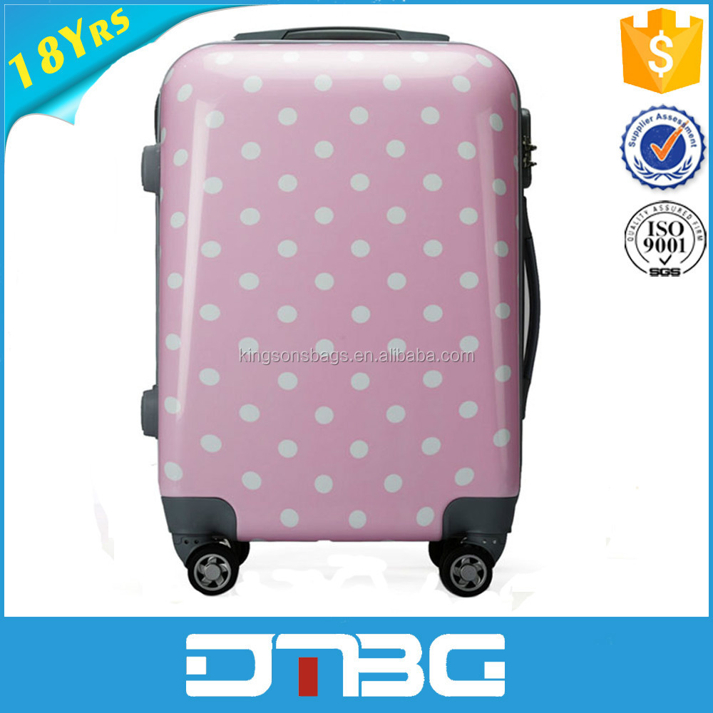 New Deisgn Cheap Children Travel Trolley Bag with Wheels Luggage Bag