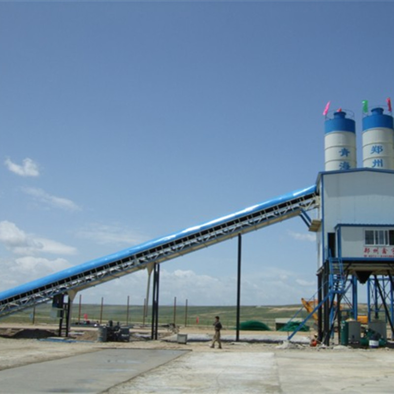 Small Cement Batching Plant Price HZS120