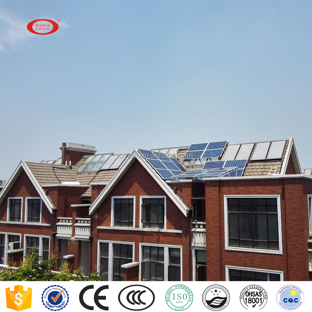 Photovoltaic solar power generation system 1kw 2kw 3kw 4kw 5kw made in China