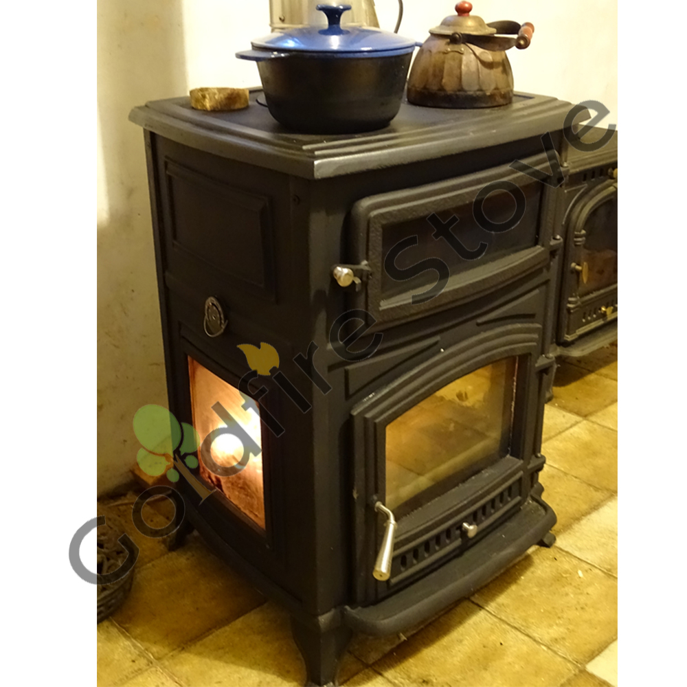 Cast Iron Wood Stove Oven for Pizza