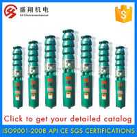 Small Diameter Submersible Pump Manufacturer For Water Treatment