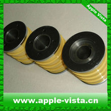 integrated zirconia ceramic capstan cable pulley/wire drawing cone/pulley