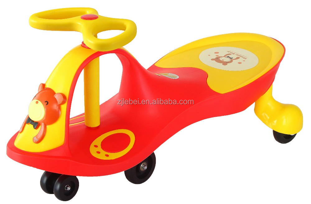 high quality colorful kids twist car