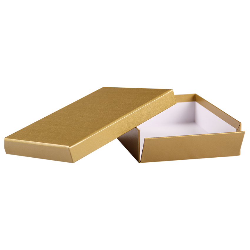 Custom cardboard apparel packaging gift boxes supplies