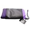 microfiber non slip yoga towel with mesh carry bag