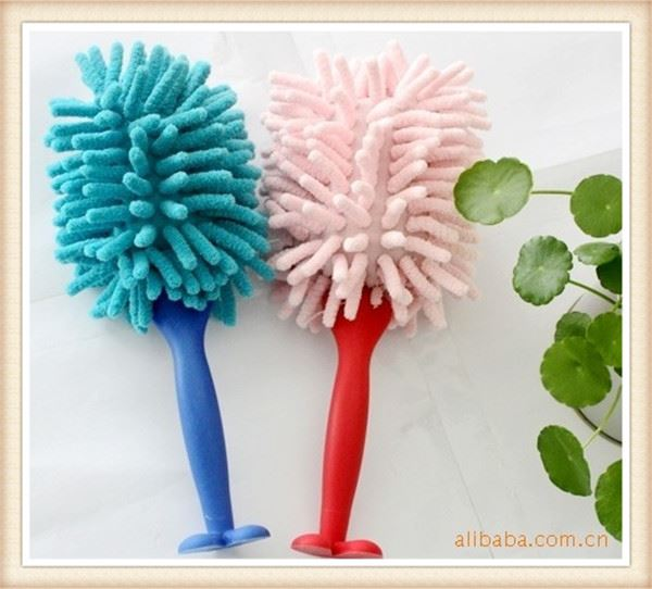 cleaning tools sponge chenille brush