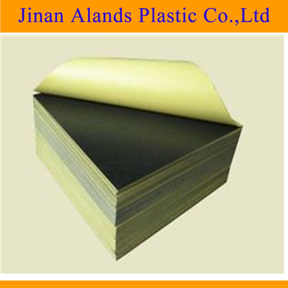 Plastic photo album pvc inner sheet and pvc board is made of PVC