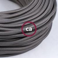 colorful fabric cord