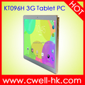 Cheap 3G Tablet PC 9.6 Inch Android 4.4 Quad Core 1GB RAM 16GB ROM WiFi GPS Dual Sim Card 5000mAh Battery