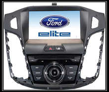 2012 FORD FOCUS DVD PLAYER