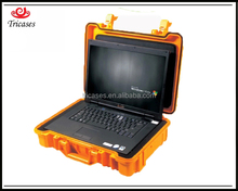 Tricases New fashion carrying waterproof plastic case for outdoor computer