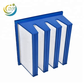Advanced filtration systems vent kitchen air filter bags manufacturer