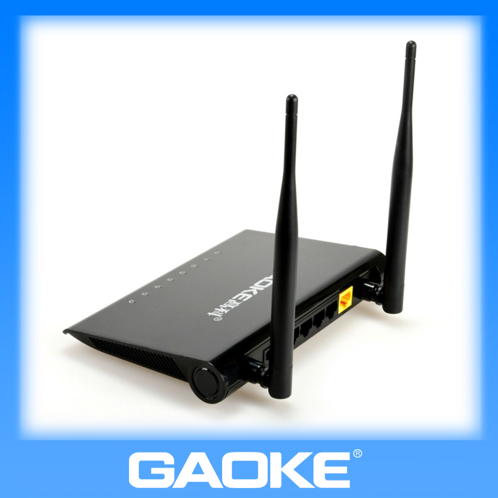 Hot selling 250000 units wireless router with wifi+4 lan ports