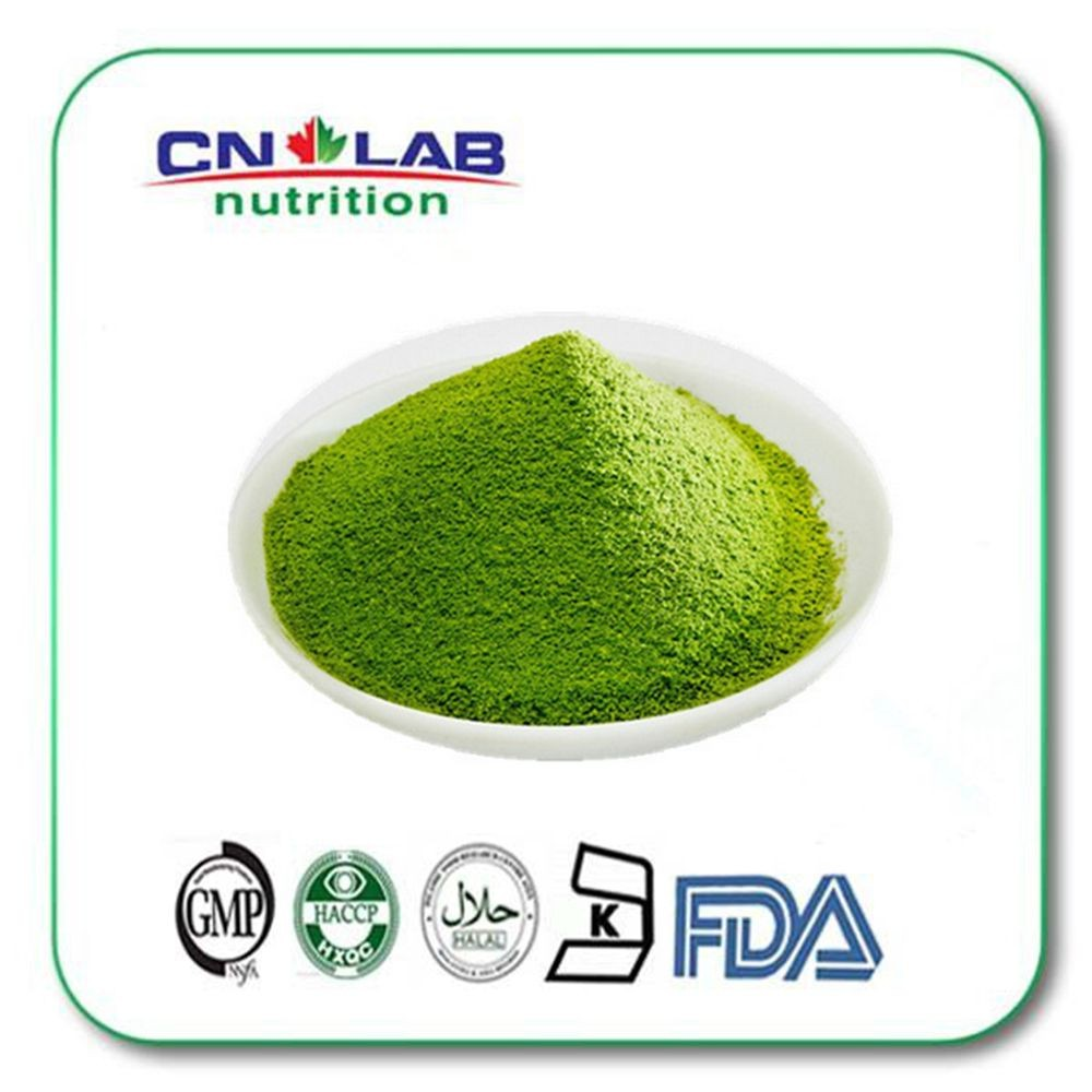 100% natural green tea/instant tea powder/weight loss green tea