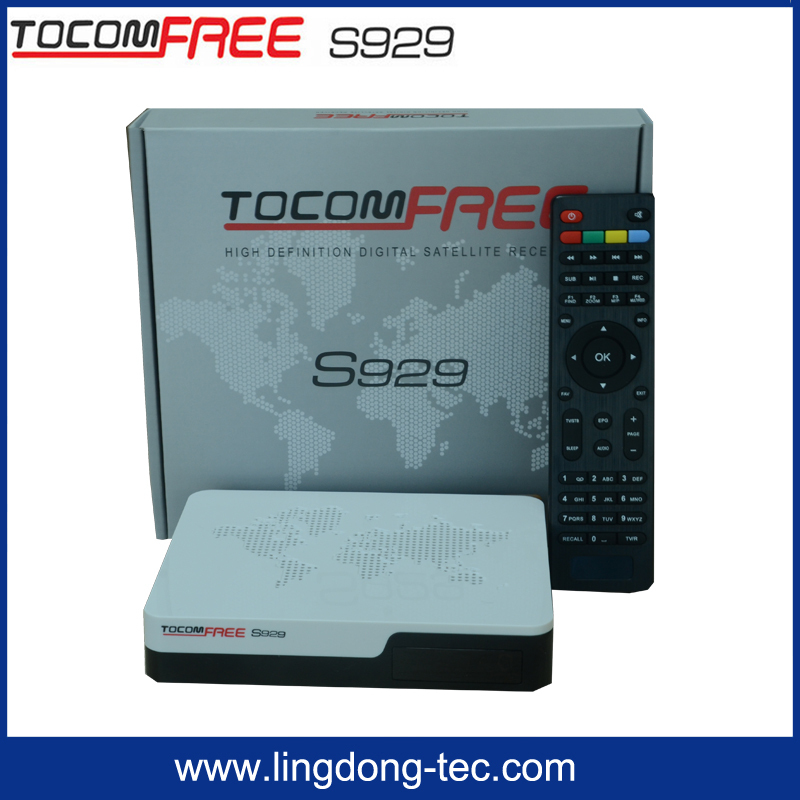 2016 New TOCOMFREE With IPTV System 3G Support (GPRS too) upgrade receiver iclass 9696x pvr for South America